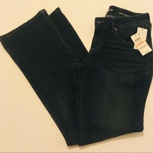 Style & Co boot cut jeans